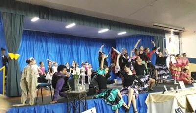 Grupo de dança encerra atividades 2018 com chave de ouro!