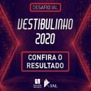 Resultado do Concurso de Bolsas para 2020